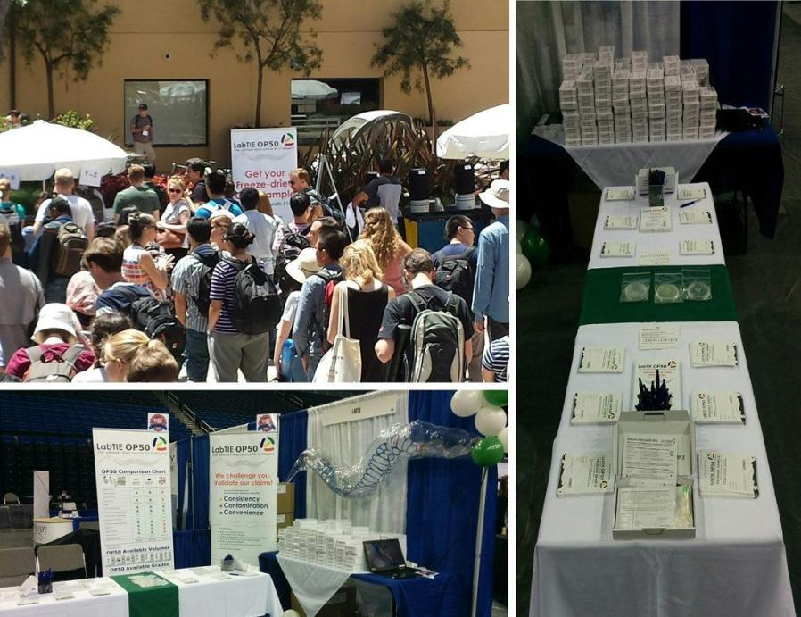 C elegans Conference Los Angeles 2017 LabTIE